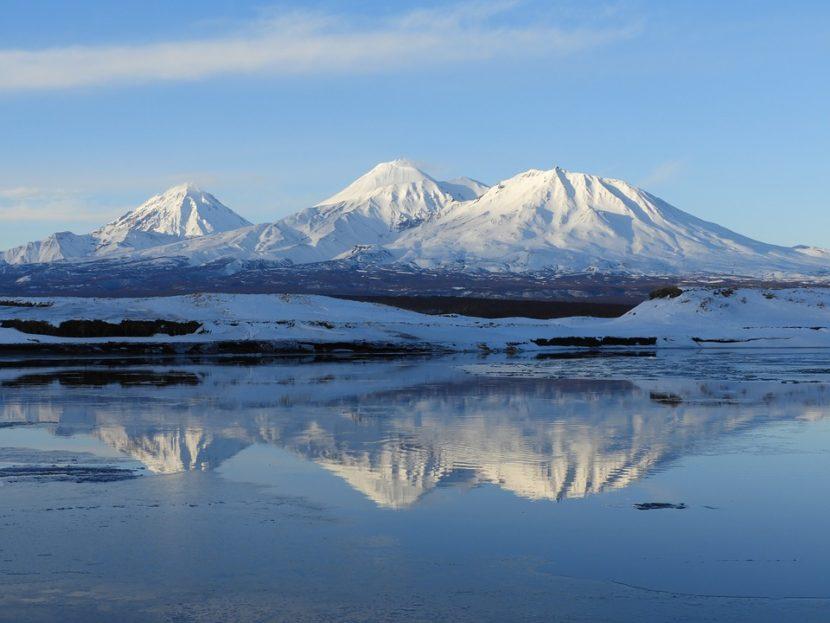 Vulkankette Kamtschatka